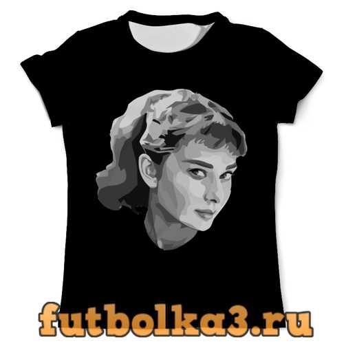 Футболка Audrey Hepburn (Одри Хепберн) мужская