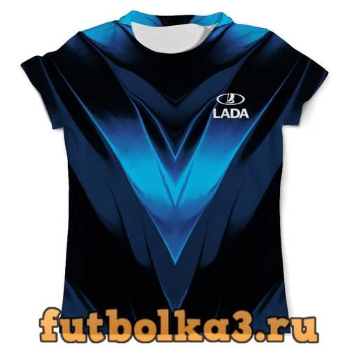 Футболка Авто Lada мужская