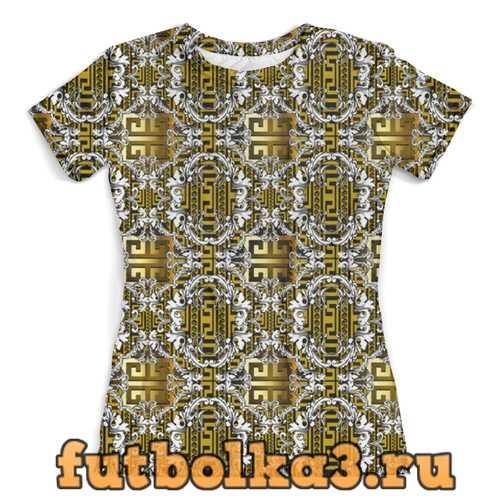 Футболка Барокко женская