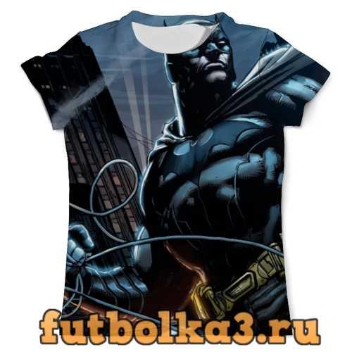 Футболка Batman Print мужская