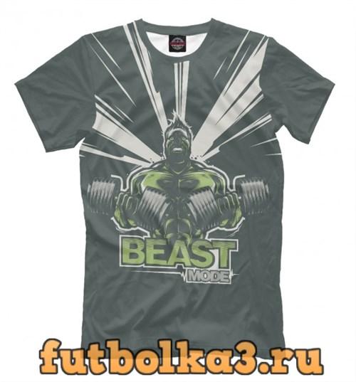 Футболка Beast Mode мужская