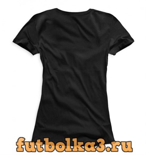 Футболка Близнецы женская