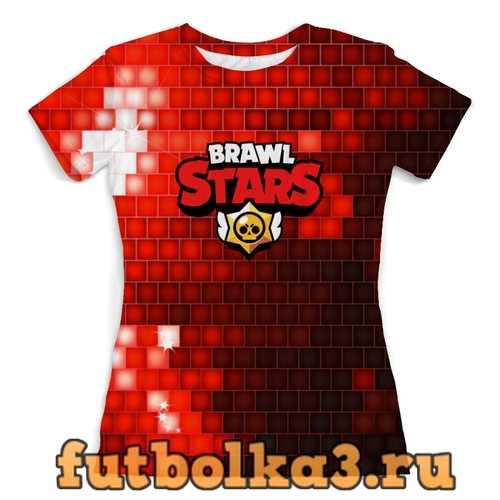 Футболка Brawl Stars женская
