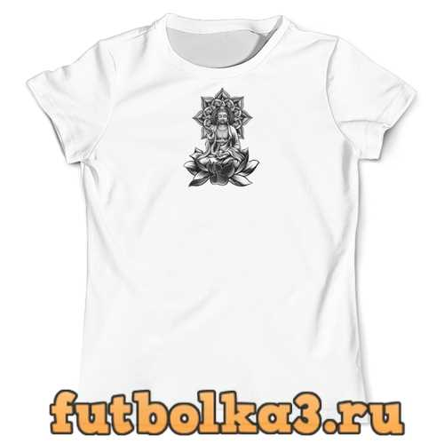 Футболка Будда мужская