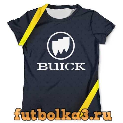 Футболка Buick мужская