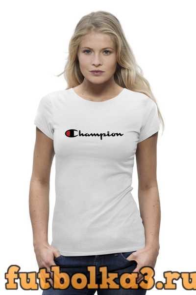 Футболка Champion женская