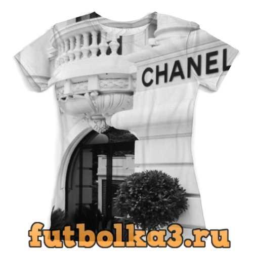Футболка Chanеl женская