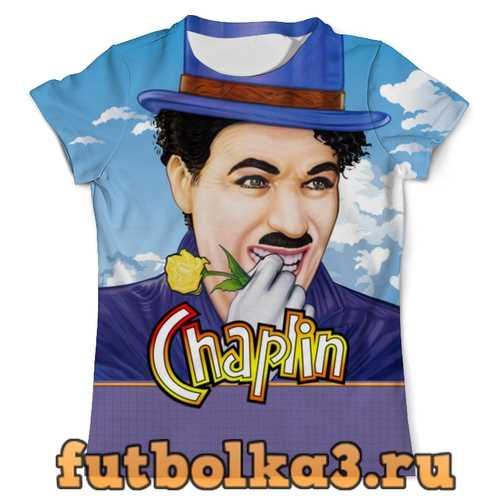Футболка Chaplin мужская