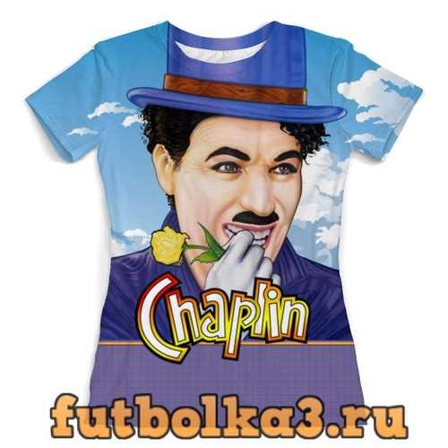 Футболка Chaplin женская