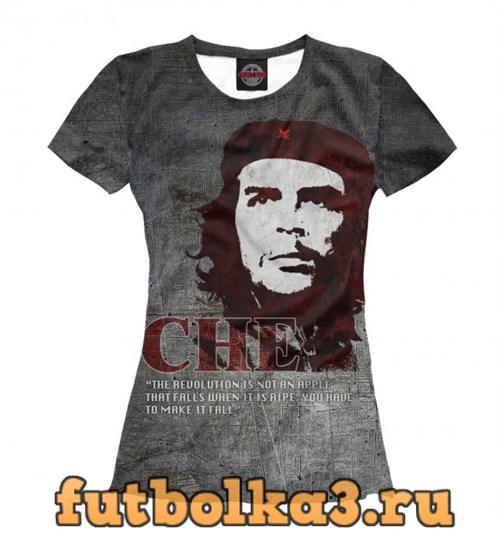 Футболка Che Guevara женская