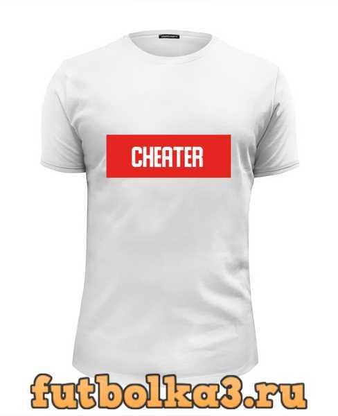 Футболка Cheater мужская