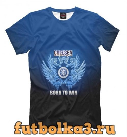 Футболка Chelsea - Born to win мужская