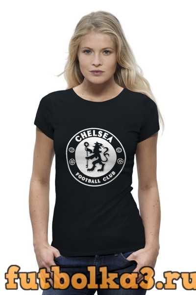Футболка Chelsea (Челси) женская