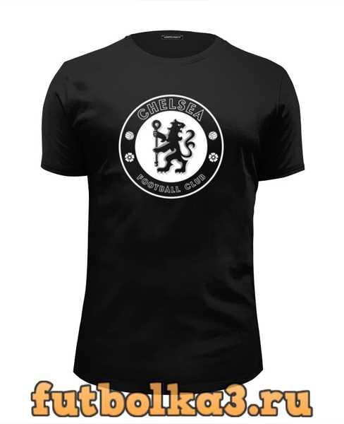 Футболка Chelsea FC (white) мужская