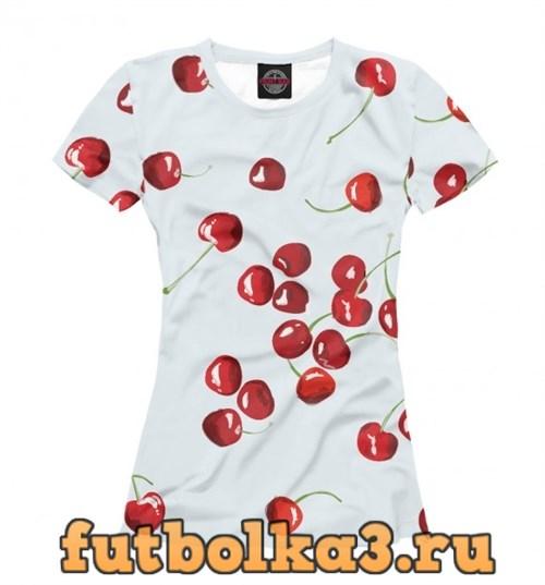 Футболка Cherry женская