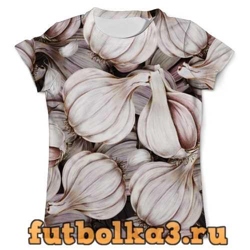 Футболка Чесночно мужская
