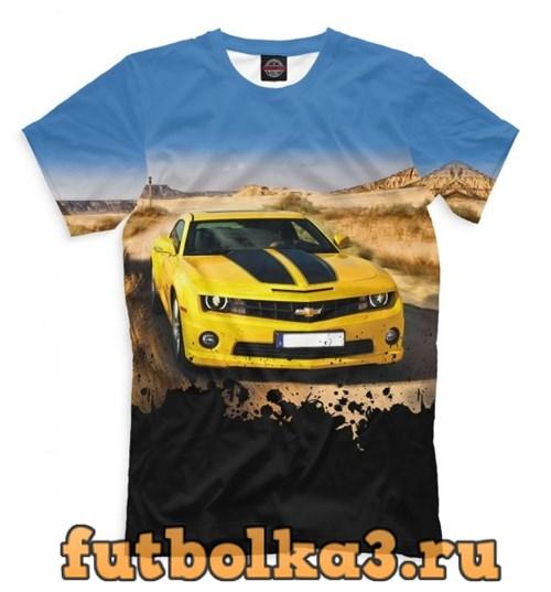 Футболка Chevrolet Camaro мужская