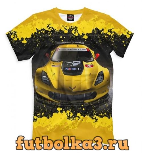 Футболка Chevrolet Corvette мужская