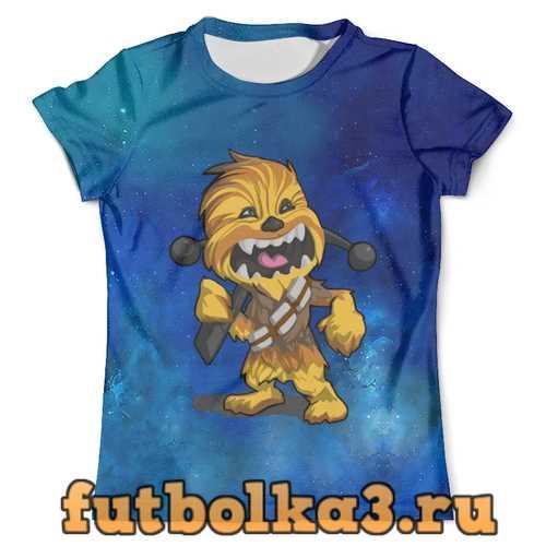Футболка Chewbacca мужская
