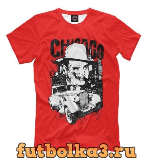 Футболка Chicago мужская