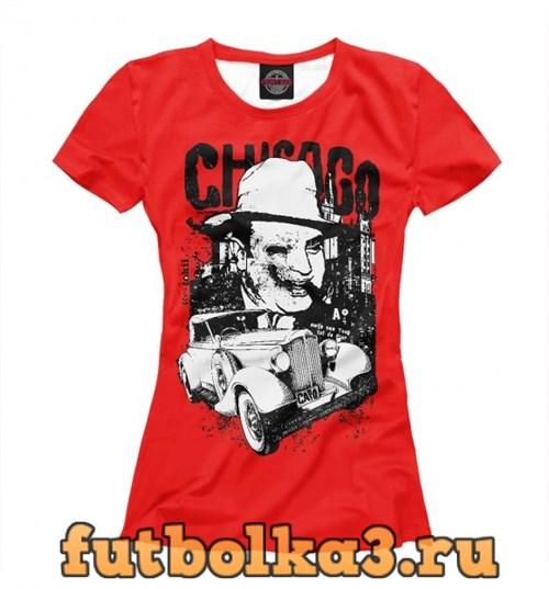 Футболка Chicago женская