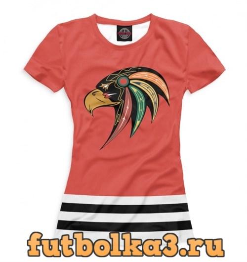 Футболка Chicago Blackhawks женская