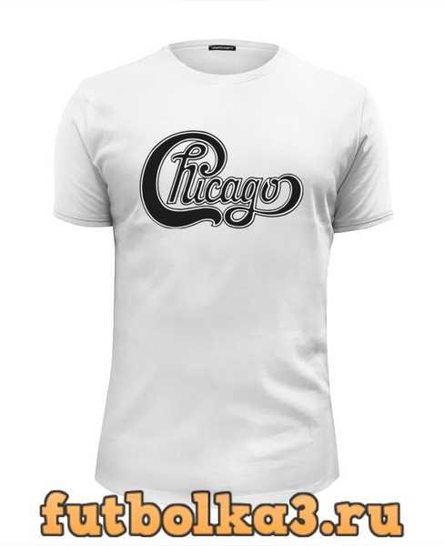 Футболка Chicago (Чикаго) мужская