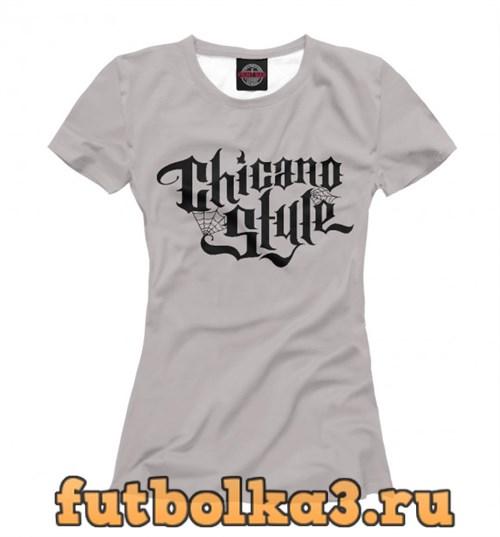 Футболка Chicano Style женская