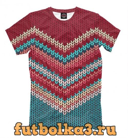 Футболка Christmas sweater мужская