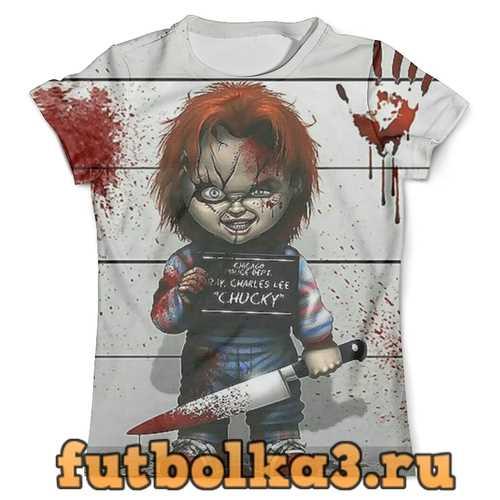Футболка Chucky (1) мужская