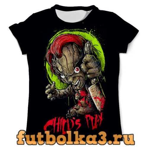 Футболка Chucky (Childs Play) мужская