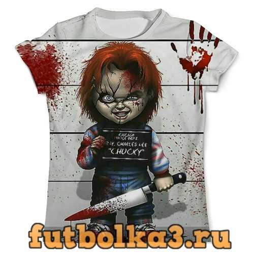 Футболка Chucky мужская