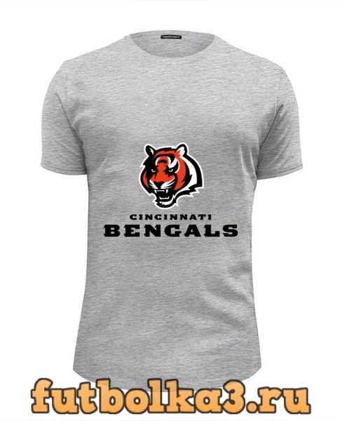 Футболка Cincinnati Bengals мужская