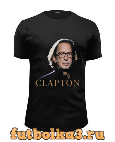 Футболка Clapton мужская