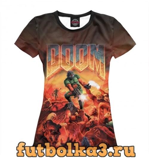 Футболка Classic Doom 1993 женская