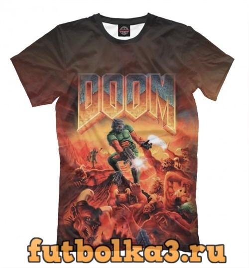 Футболка Classic Doom 1993 мужская