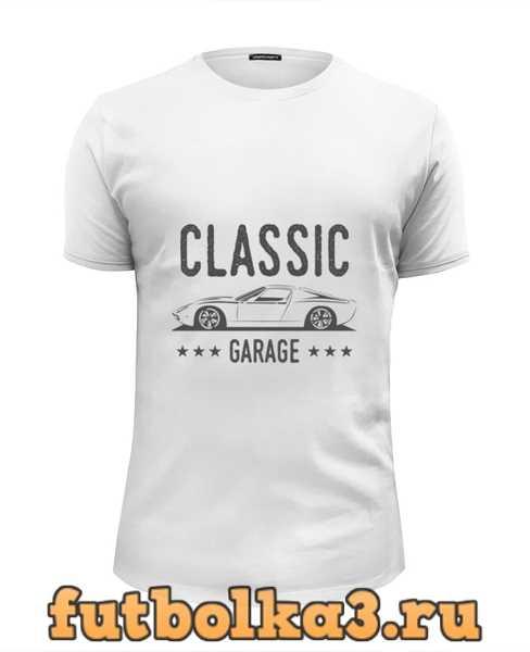 Футболка Classic garage. Miura мужская