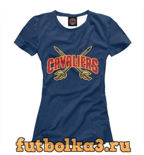 Футболка Cleveland женская