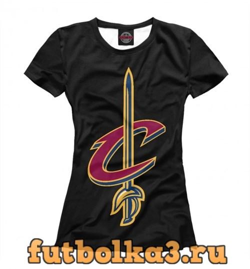 Футболка Cleveland Cavaliers жен�ка�
