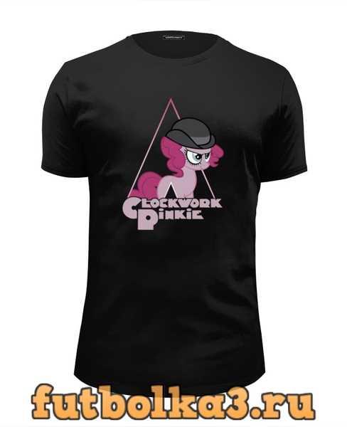Футболка Clockwork Pinkie мужская