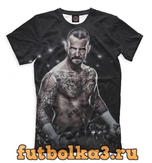 Футболка CM Punk мужская