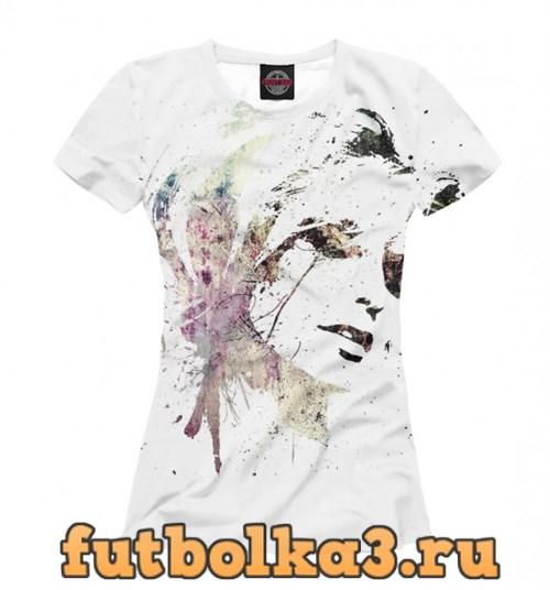 Футболка color_22 женская