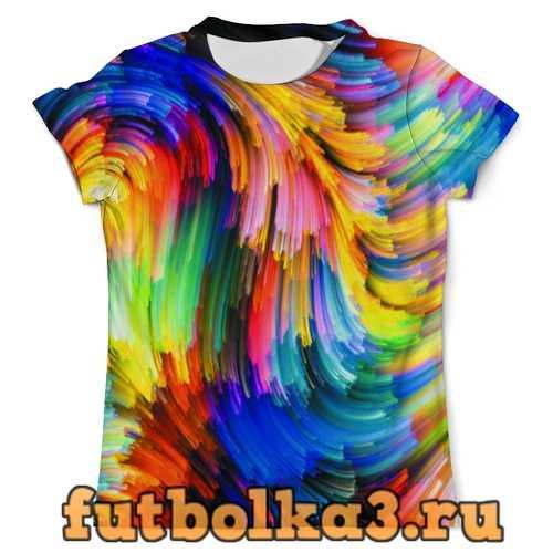 Футболка Colored мужская