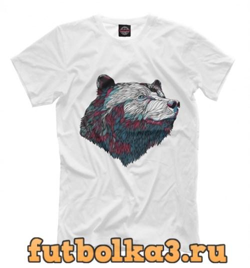 Футболка Colorfull Bear мужская