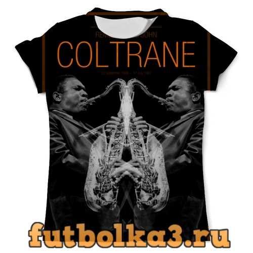 Футболка Coltrane мужская
