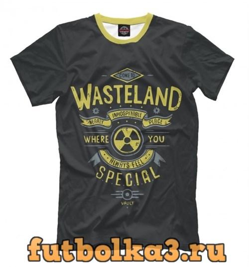 Футболка Come to Wasteland мужская
