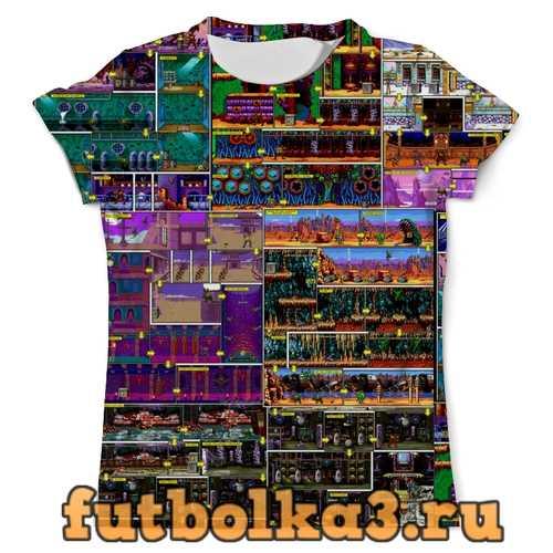Футболка Comix Zone (1) мужская