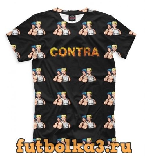 Футболка Contra мужская