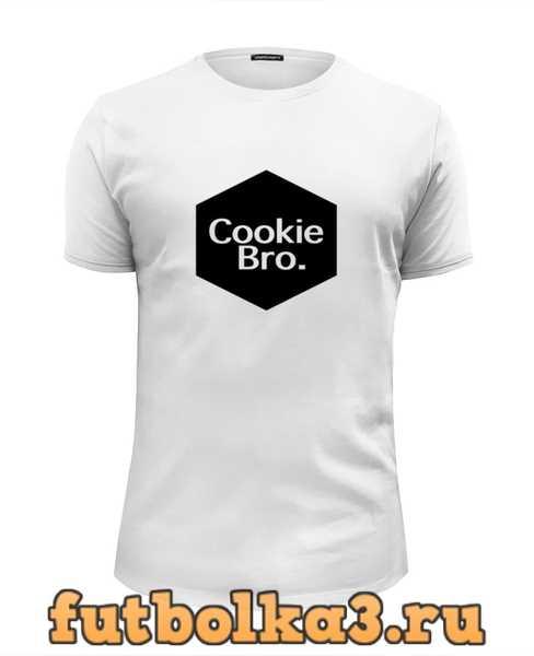 Футболка Cookie Bro. мужская