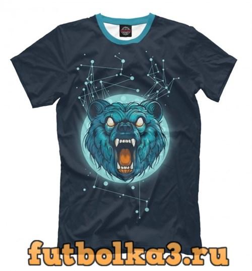 Футболка Cosmic Bear мужская